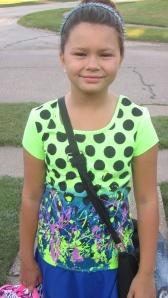 Lily 5th grade